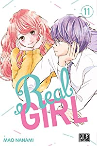 Real Girl Edition simple Tome 11