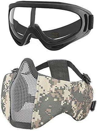 Top 10 Best airsoft gun mask