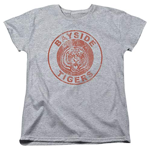Saved by The Bell Bayside Tigers Women's T Shirt & Stickers