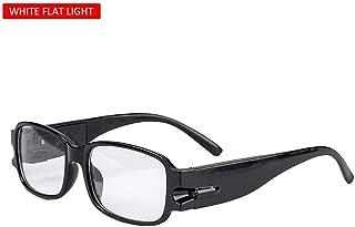 b308dab5a7 Ultra brillante doble LED iluminado lectura de gafas, reparación de  automóviles Gafas de iluminación iluminadas