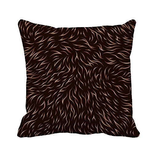 Funda de almohada impresa con diseño de dos lados, balón de fútbol con partículas en espiral plateadas metálicas debajo de la funda de almohada cuadrada azul Funda de cojín para sofá sofá decoración d