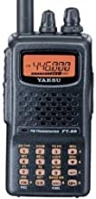 Yaesu FT-60R Dual Band Handheld 5W VHF/UHF Amateur Radio Transceiver