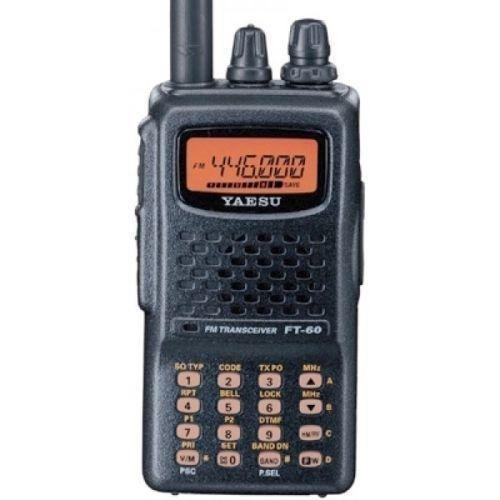 Yaesu FT-60R Dual Band Handheld 5W VHF/UHF Amateur Radio Transceiver. Buy it now for 199.95