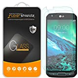 (2 Pack) Supershieldz for LG X Venture Tempered Glass Screen Protector Anti Scratch, Bubble Free