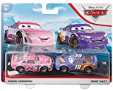 Disney/Pixar's Cars Diecasts Storytelling 2 Pack, 1: 55 Scale, Tank Coat and Bobby Swift