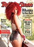 Rolling Stone Magazine Cover Poster – Rihanna - Wall