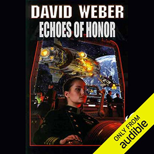 Echoes of Honor audiobook cover art