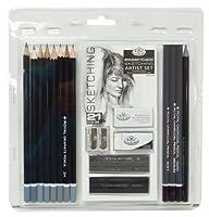 Essentials Artist Set-Sketching (並行輸入品)