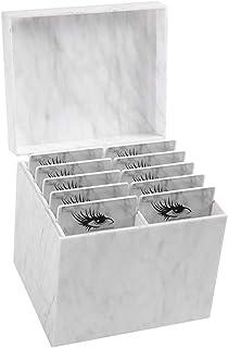 10 lagen wimper opbergdoos, valse wimper organizer, enten wimper opbergdoos acryl opbergdoos met grote capaciteit voor wim...