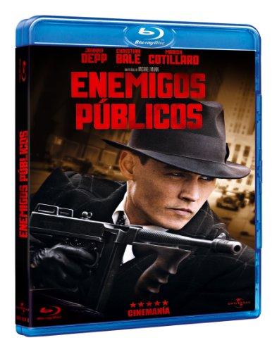 Enemigos publicos [Blu-ray]
