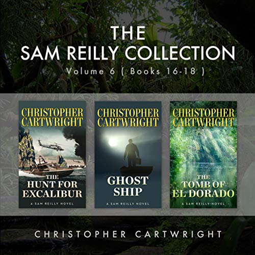 『The Sam Reilly Collection Volume 6』のカバーアート
