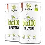 ProVista Bio100 - Bio Protein - Organic Micellar Casein aus