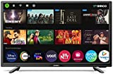 Shinco 80 cm (32 Inches) HD Ready Smart LED TV SO328AS (Black) (2020 Model) | With Uniwall