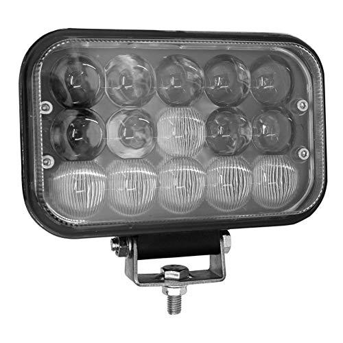 LED werk verlichting, 2 STKS ver en in de buurt van dubbele LightTractors oogstmachine omkeerbare lamp SUV Truck motorfiets overstroming licht hulplicht