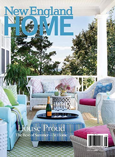 New England Home: House proud (English Edition)