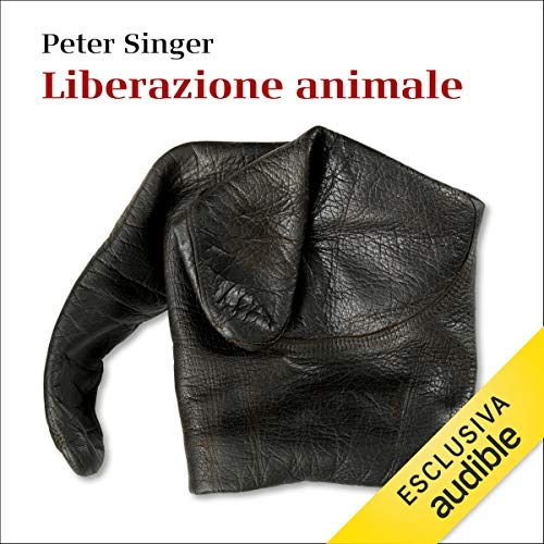 Liberazione animale audiobook cover art
