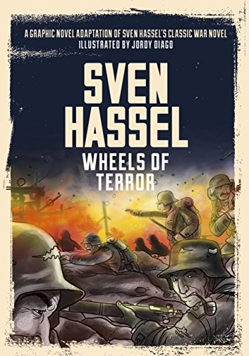 Wheels of Terror: The Graphic Novel (English Edition)
