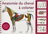 Anatomie du cheval à colorier - Une aide à l'apprentissage de l'anatomie du cheval by Maggie Raynor(2008-03-13) - Vigot - 01/01/2008