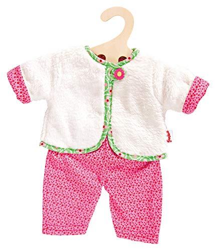 Heless 2625heless Bloomy « Cozy » pour Femme réversible pour poupée