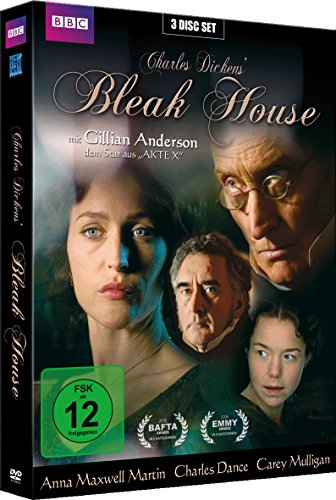 Charles Dickens Bleak House (3 DVDs)