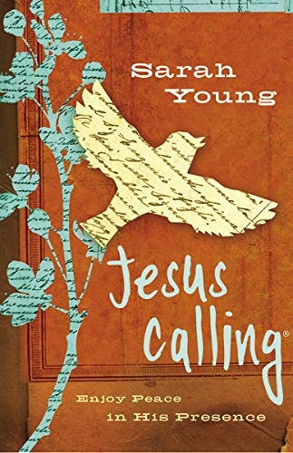 Jesus Calling Teen Cover Enjoy Peace in His Presence with Scripture References product image