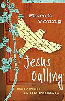 Hardcover Jesus Calling : Enjoying Peace in His Presence Book