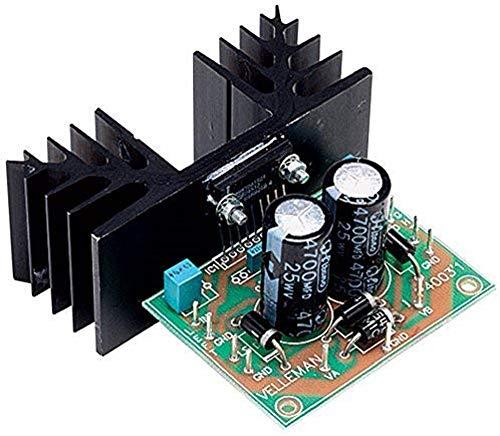 Velleman K4003 - Amplificador de audio 2.0 canales