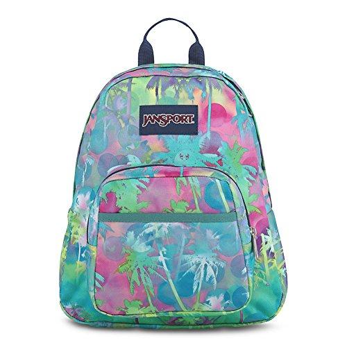JanSport Half Pint Mini Backpack - Electric Palm