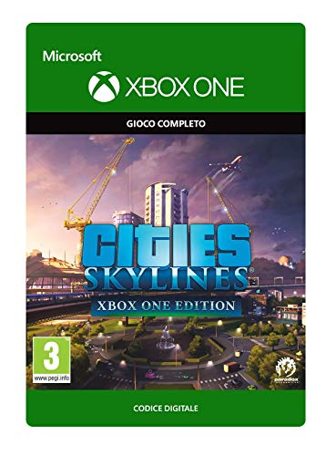 Cities: Skylines - Xbox One Edition Standard | Xbox One - Codice download