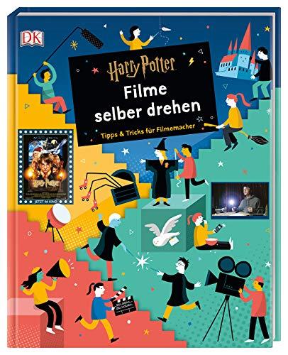 Harry Potter™ Filme selber drehen: Tipps & Tricks für Filmemacher