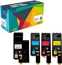 Do it Wiser- Cartuchos de Tóner Compatibles para Usar en Lugar de Xerox Phaser 6020 6022 WorkCentre 6025 (Pack de 4)
