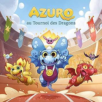 Azuro au tournoi des dragons