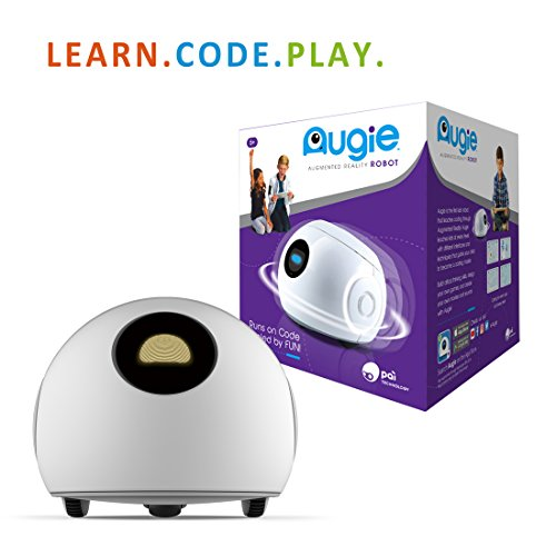PAI TECHNOLOGY Augmented Reality Coding Robot, Augie