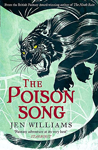 The Poison Song: The Winnowing Flame Trilogy 3