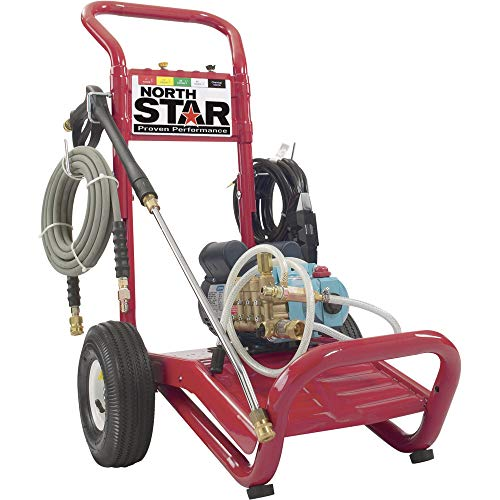 NorthStar Electric Cold Water Portable Power Washer