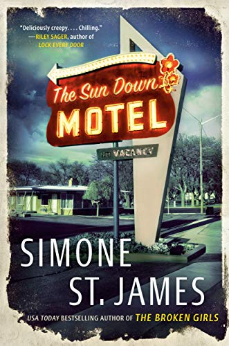 Compare Textbook Prices for The Sun Down Motel  ISBN 9780440000174 by St. James, Simone