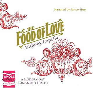 The Food of Love audiobook cover art