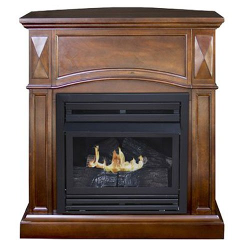 Corner Gas Fireplaces Amazon Com