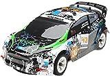 1:28 RC coche 2.4G Radio Control Remoto Coche, Rally Car Alta Velocidad Recargable RC Coches Juguetes Niño para Niños Regalo