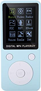 Liccx MP4 Player with Screen,MP4 Music Player Support 32GB TF Card with Headphone,Plug and Play for Walking Running,Adjust... photo