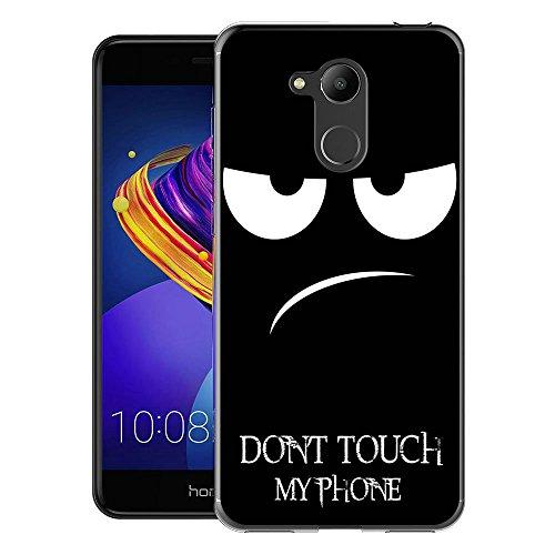 Huawei Honor 6C Pro Custodia Cover, FoneExpert® Silicone Caso Molle di TPU Sottile Anti Scivolo Case Posteriore Della Copertura Per Huawei Honor 6C Pro