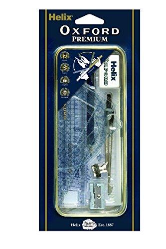 Kit de accesorios para matem/áticas y geometr/ía Helix Oxford Premium