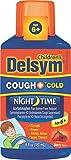 Delsym Children's Cough + Cold Night Time Liquid, Berry, 6oz