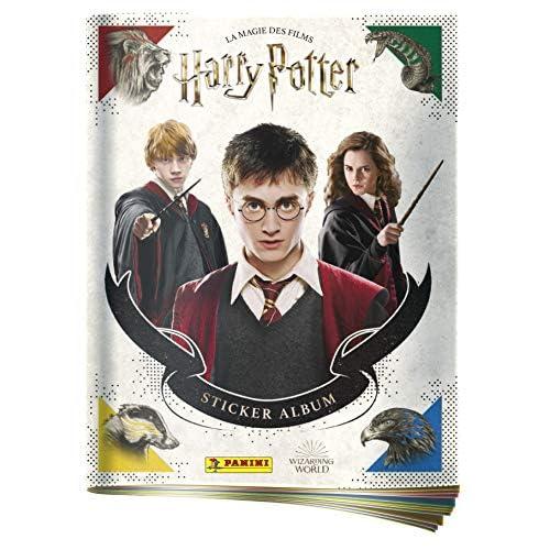 """Panini France SA - Album """"La Magie des Films Harry Potter"""", Codice dell'articolo: 2532-009"""