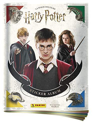 Panini France SA- La Magie des Films Harry Potter (The Magic of Harry Potter Films, French Language) - Album, 2532-009 image