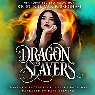 Dragon Slayers audiobook cover art