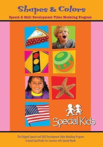 Special Kids Learning Series: Shapes & Colors by TMW MEDIA GROUP by...