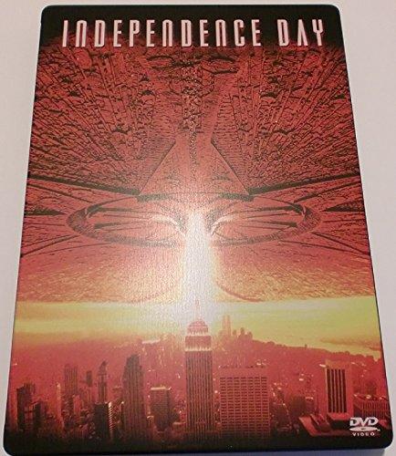 Independence Day - Exklusiv Viva Metal Box (ähnl Steelbook) - DVD