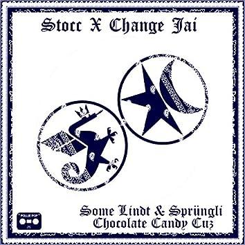 Some Lindt & Sprüngliv Choc Cuzolate Candy