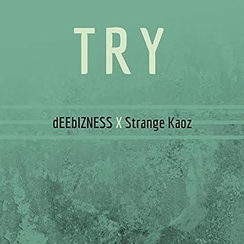 Try (feat. Strange Kaoz)